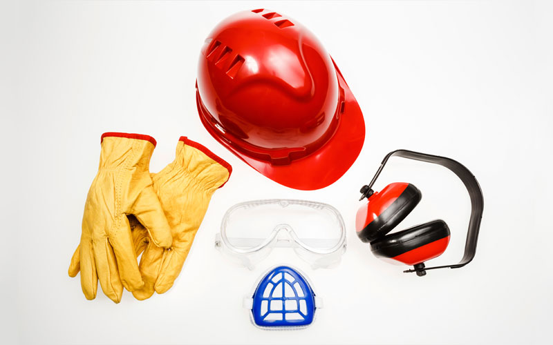 PPE, Plant & Tools